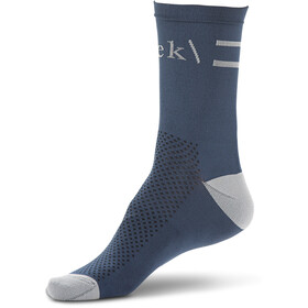 RYKE Mid Cut Calcetines, blue